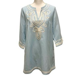 NWT!❤️ Les Canebiers Tunic Dress (sky blue)